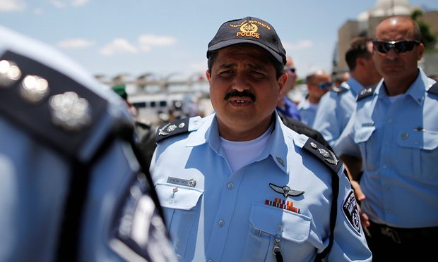 Israel police chief says it is natural to suspect Ethiopians of crime