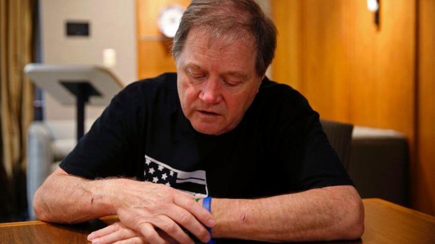 Son shot, home flooded: 2 tragedies rock 1 Louisiana family