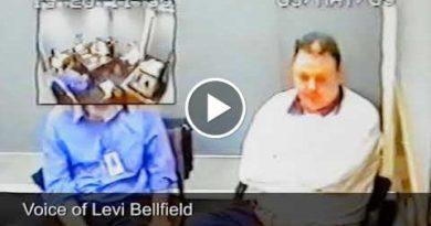 Leivy  speaks From prison denying Guilt of hammer Murdur