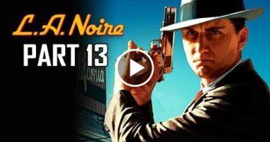 LA Noirish Playable   13 – The Quarter Moon Murders (5 STARS Remaster Let's Play)