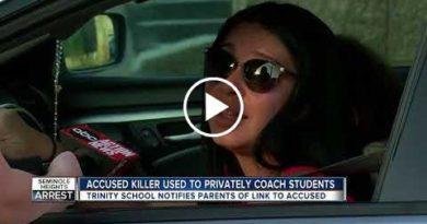 Suspect in Seminoles  MURDER coached Schoolboy